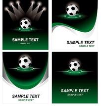 足球世界杯海报素材