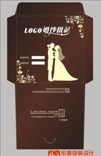 时尚婚礼光盘封套