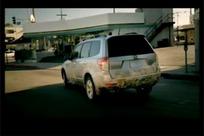 斯巴鲁汽车广告视频