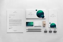企业品牌VI展示模板