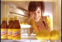 冰箱里的食物视频素材