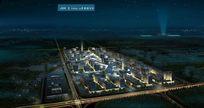 e周网-城市规划psd分层素材