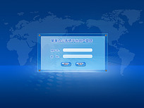 科技网站登录界面