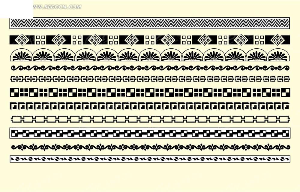 大肉棒的愹ai_矢量边框ai素材免费下载_红动网