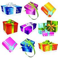 礼品盒素材