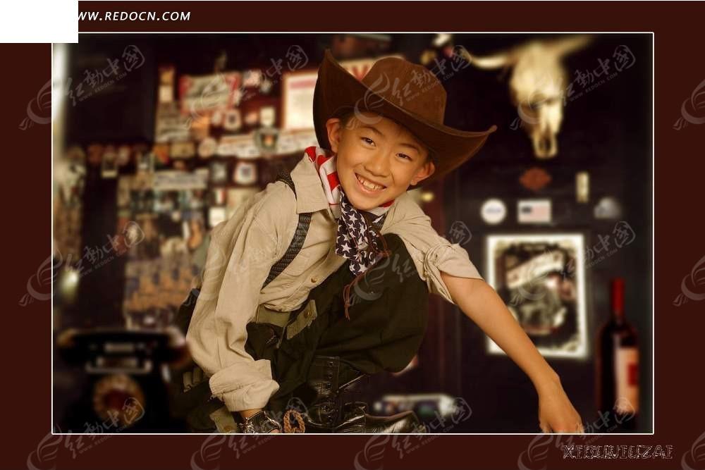 时尚儿童摄影写真