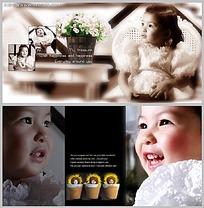经典儿童摄影素材