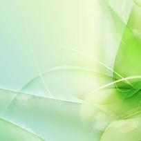 小清新绿色背景