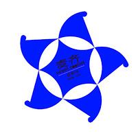 蓝莓味饼干五角展开图