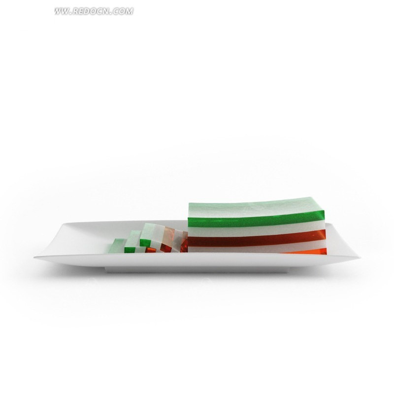 3dmax食物模型图片