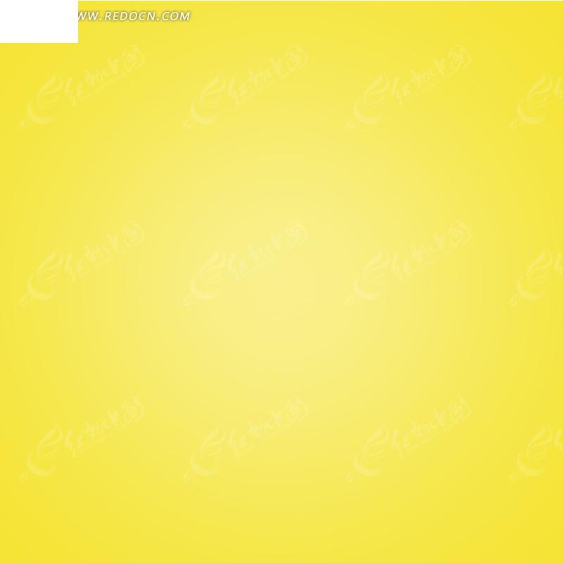 淡黄色渐变光晕淘宝主图背景