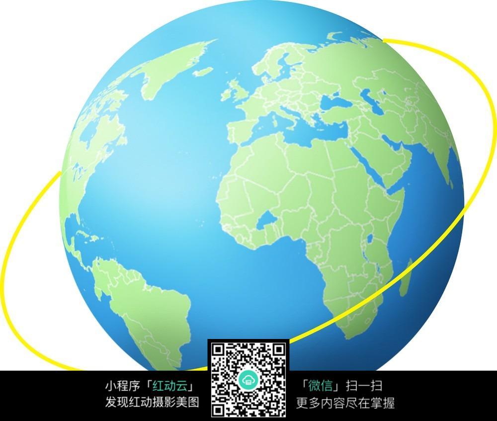 地球表面图片素材