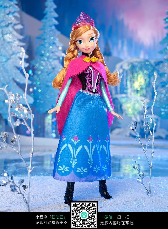 冰雪奇缘公主人物