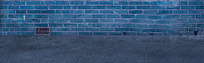 蓝色瓷砖墙淘宝海报背景