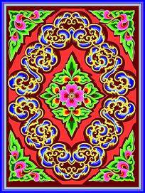 蒙古族传统图案