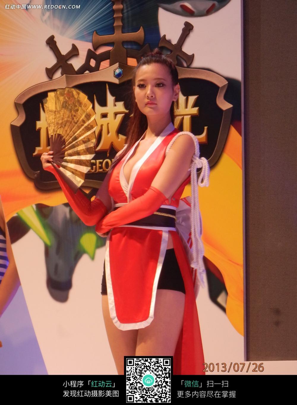 不知火舞cosplay美女