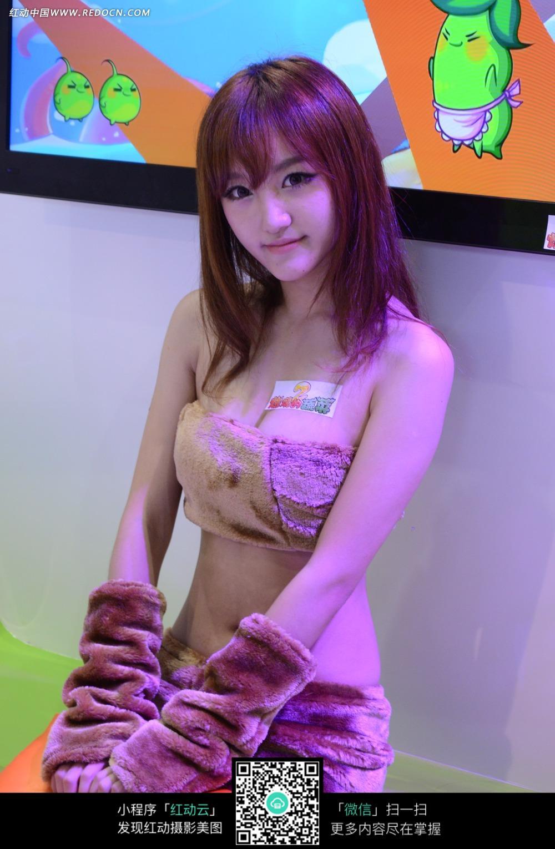 性感美女游戏_职业人物图片
