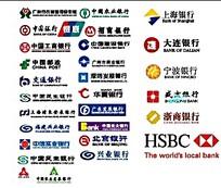 银行logo