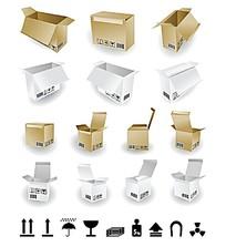 纸箱包装标识