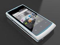 OPPO手机3D模型