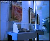 生产车间机器装置的视频