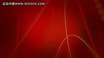 红色网络光栅视频
