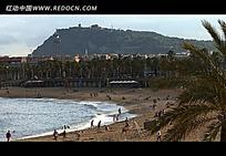 世界名胜海边风景视频