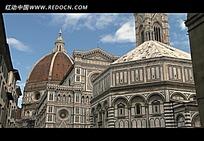 世界名胜建筑风景视频