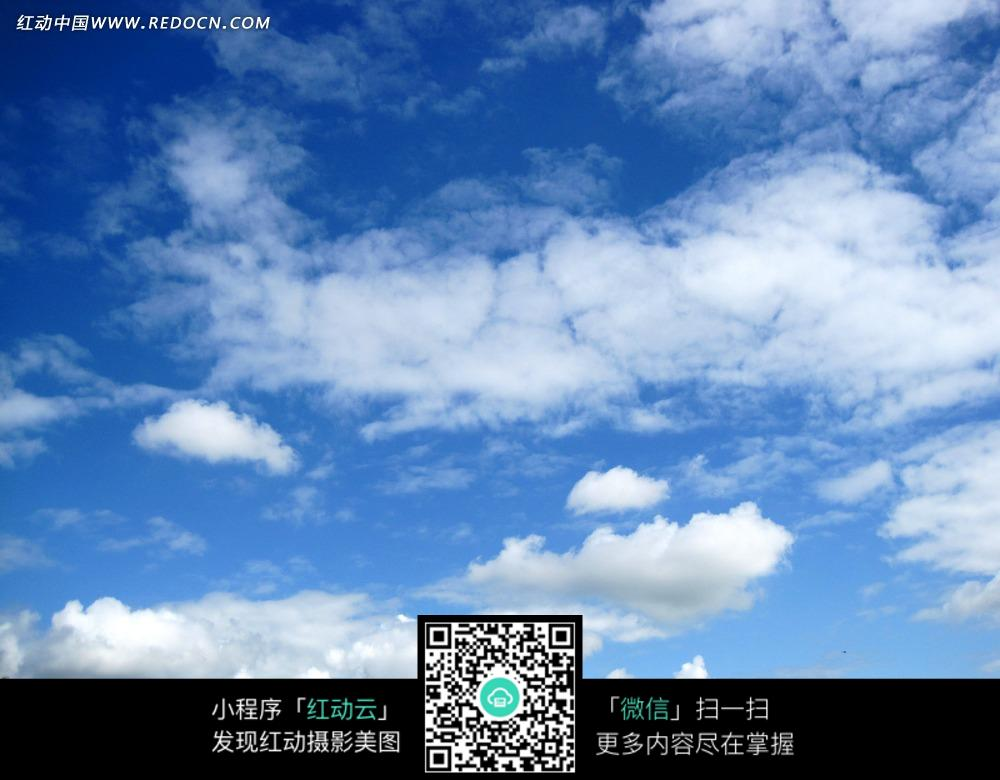 天空背景图片素材