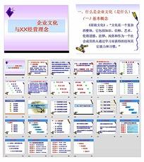 企业文化与中国人寿经营理念ppt模板