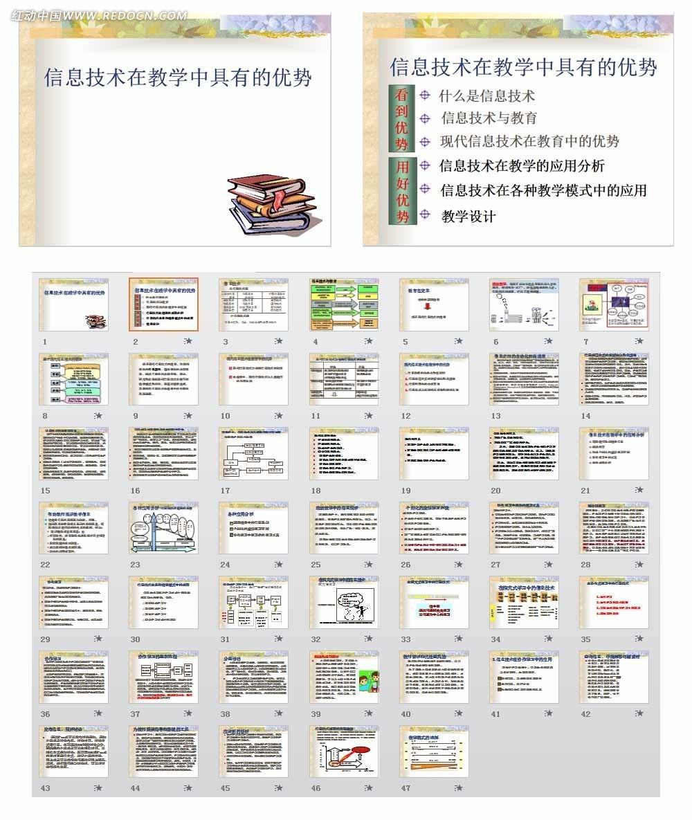 商务企业在丝网中具有的模板ppt技术_信息教学优势花的v商务教学设计图片