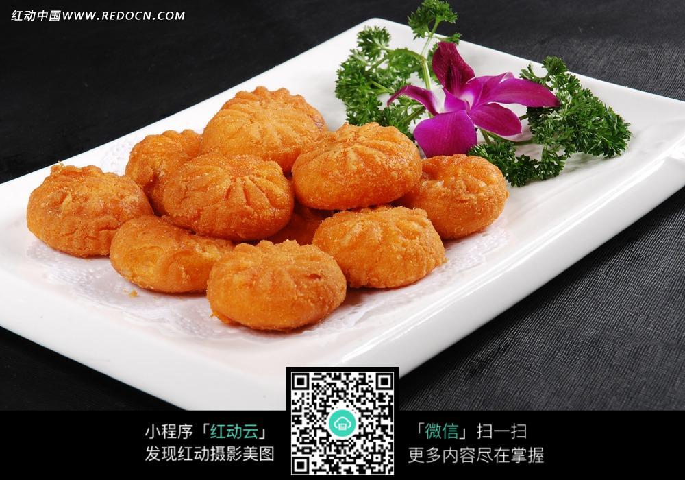 南瓜饼摆盘图片免费下载 编号3292051 红动网