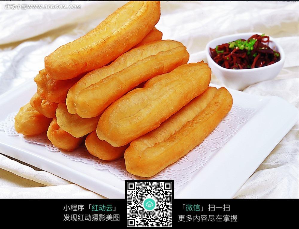 塔沟武校少林油条图片