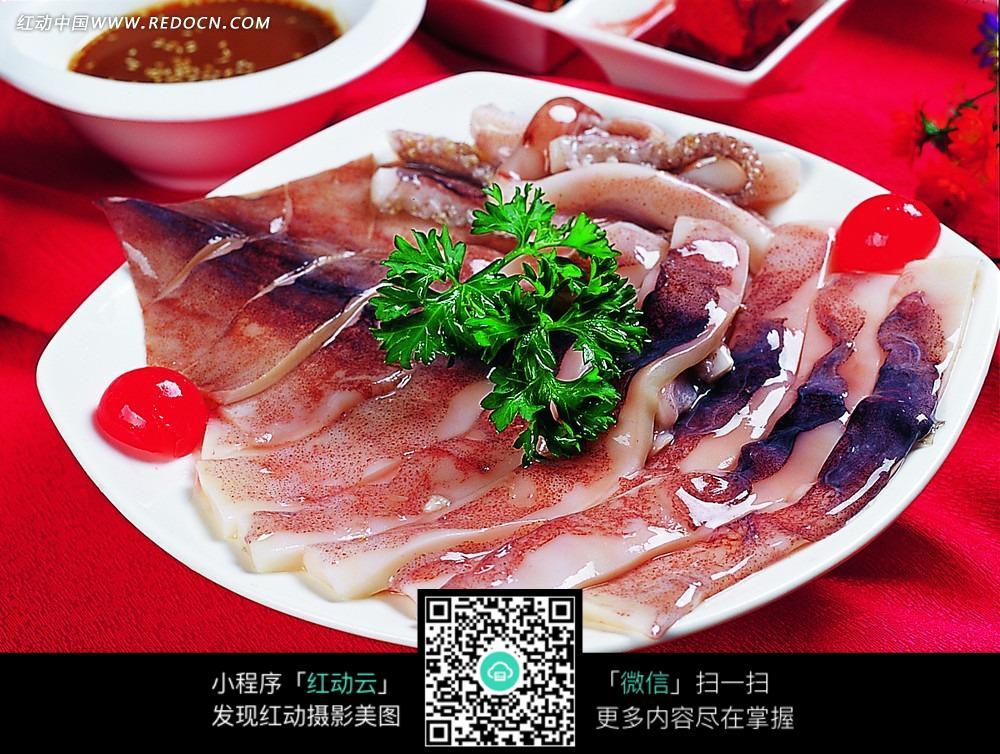 鲜美食图片_中华鱿鱼图片韶关哪里在美食街图片