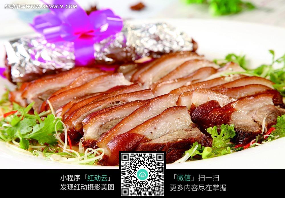 免费素材 图片素材 餐饮美食 中华美食 脆皮东坡肘子