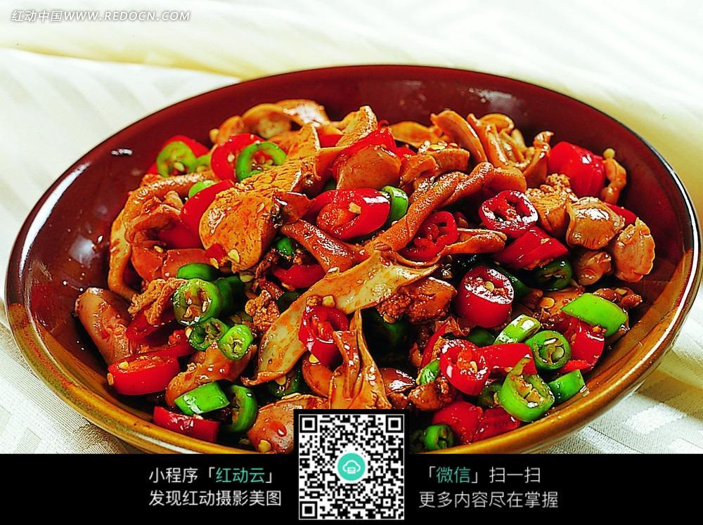 香辣鸡_中华美食图片_红动手机版