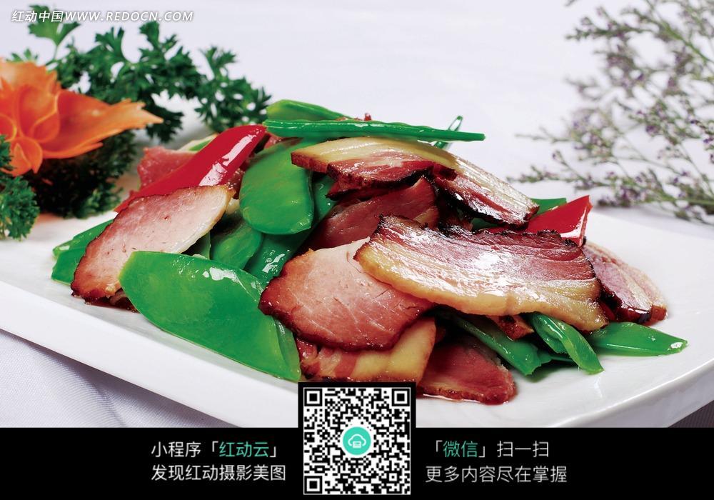 荷兰豆炒阳光美食便利店林便利店好美食哪个腊肉和图片