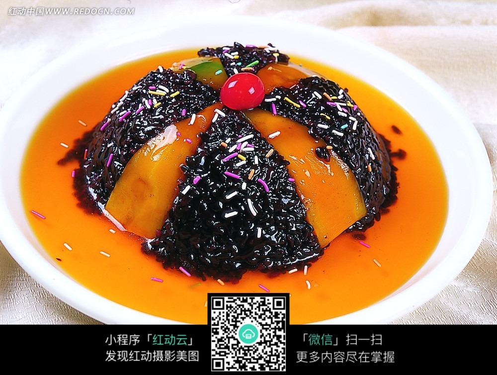 金瓜黑糯米