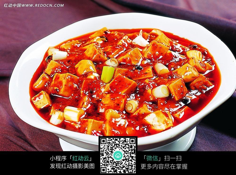 麻婆豆腐美食