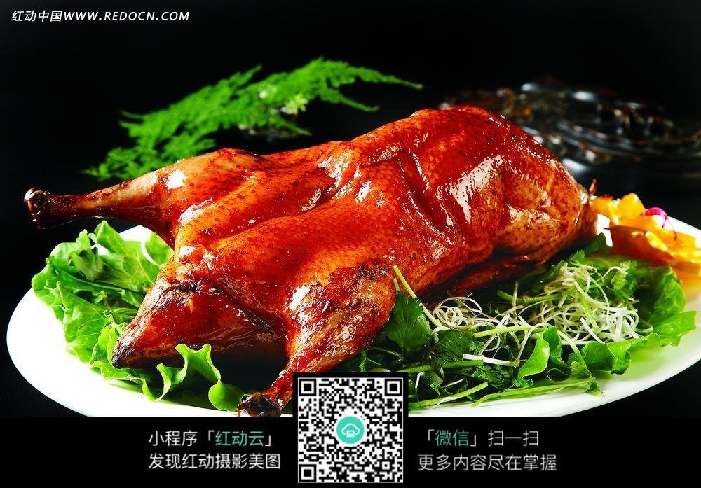 北京烤鸭_中华美食图片