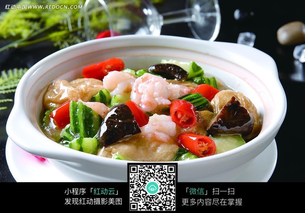 面筋鲜虾美食煲丝瓜-图库羊肚|图片库素材下载生鲜图片姑煲汤加入什么图片