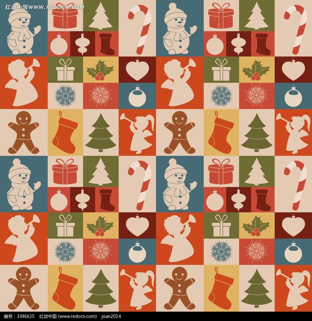 圣诞节图形设计图片