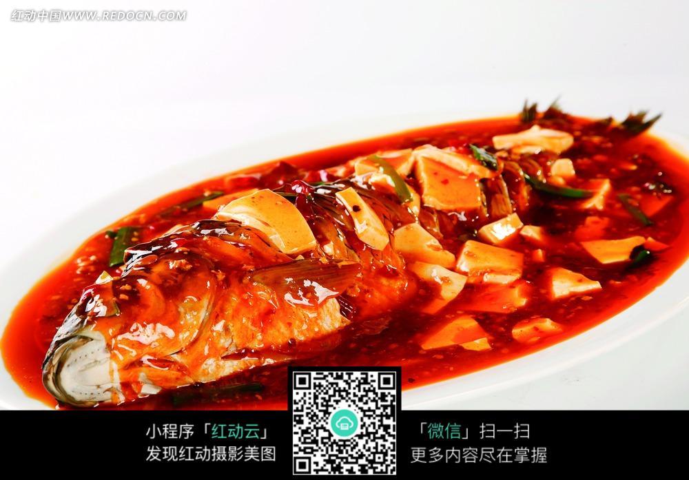 招牌豆腐鱼美食