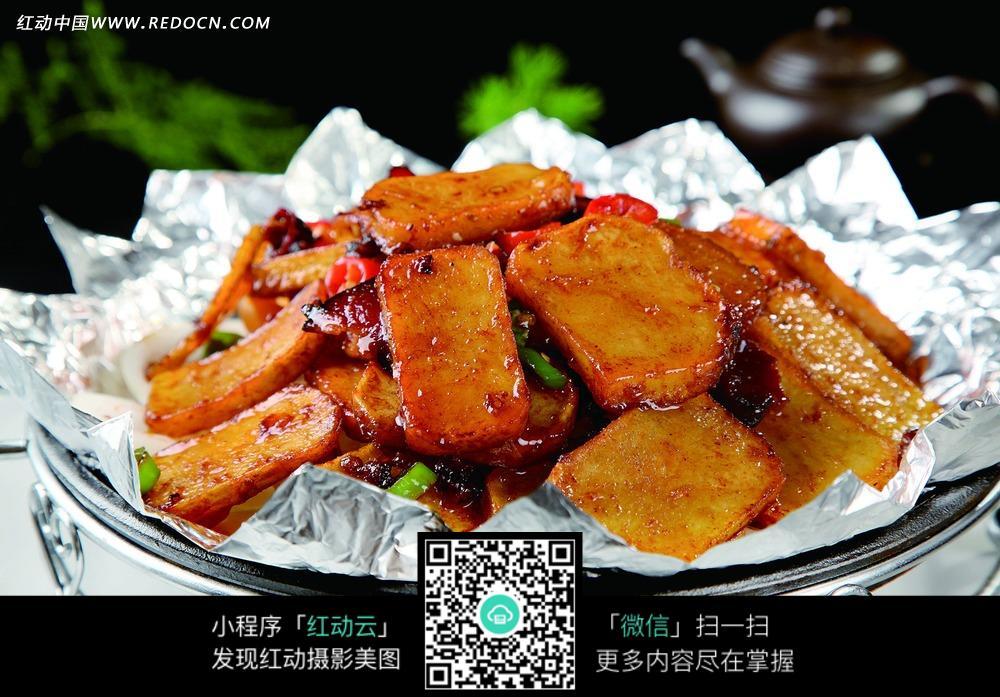 纸锅怎样折_纸锅烟笋炒腊肉美食