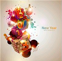 2015年新年海报素材