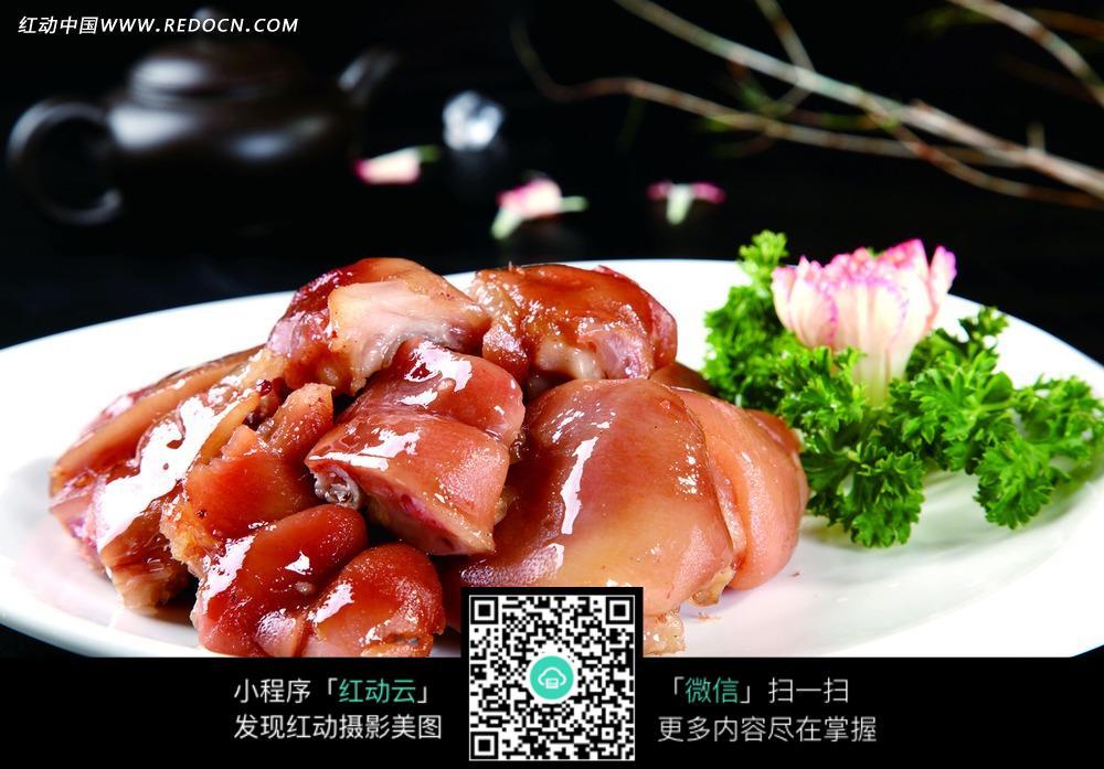 免费素材 图片素材 餐饮美食 中华美食 流亭猪手