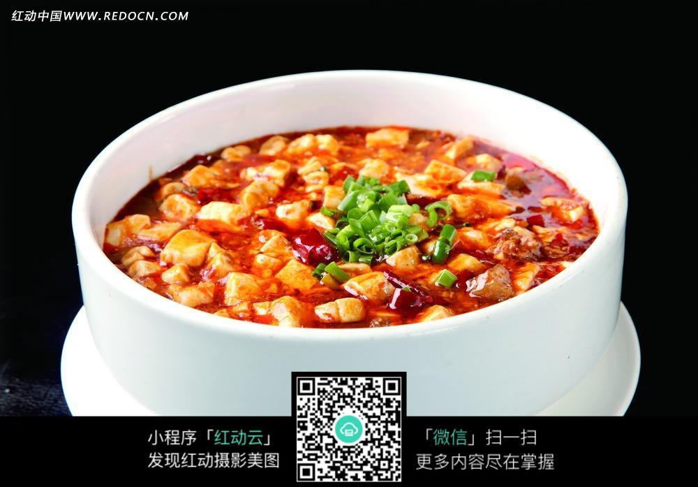 极品麻婆豆腐_中华美食图片