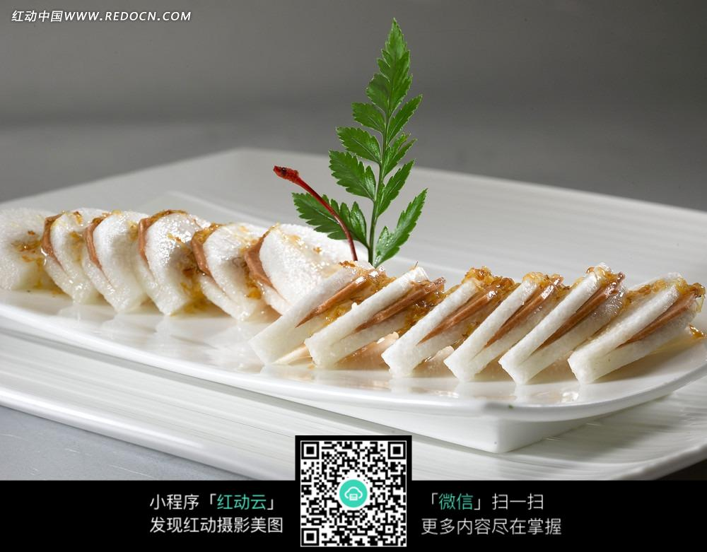 reyaochaobipian_山药夹肉片