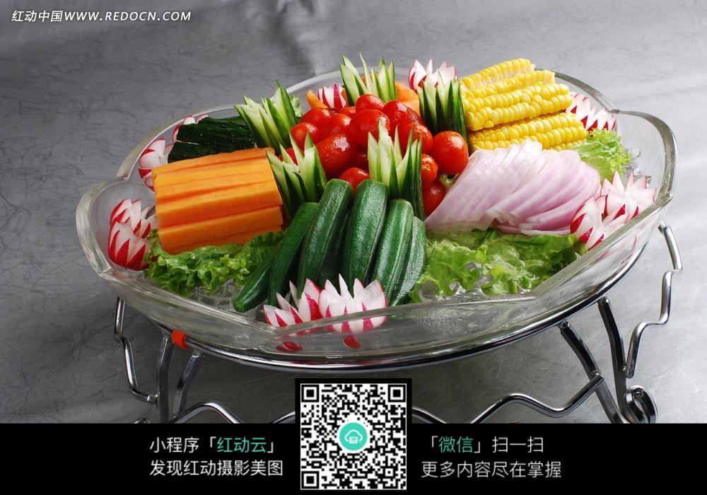 免费素材 图片素材 餐饮美食 中华美食 蔬菜大拼盘  请您分享: 红动网
