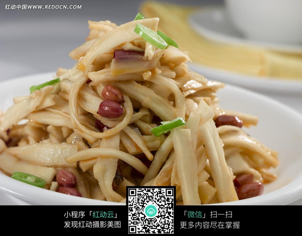 花生米炒萝卜条图片免费下载 编号3420889 红动网